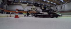 Ice Drifting in Adelberg