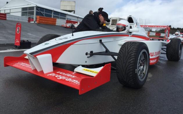 Formel BMW am Nürburgring
