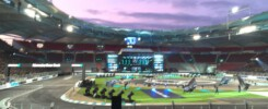 Stars and Cars im Stadio