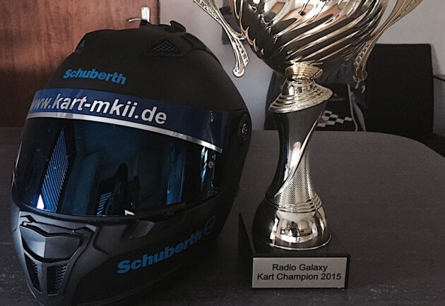 Radio Galaxy Kart Champion 2015